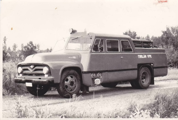 Ford F620/55